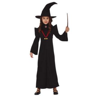 Costume stile Prof. McGranitt 10/12 anni