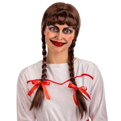 Parrucca stile Annabelle