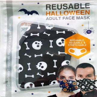 Mascherina protettiva Halloween Teschi