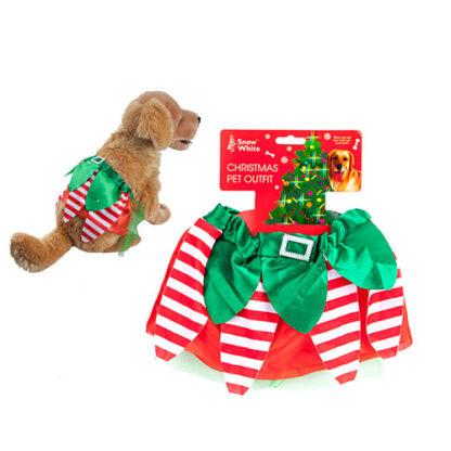 Gonnellina Elfo per cani