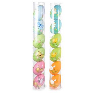 Uova di Pasqua MAXI tubo 6 pezzi
