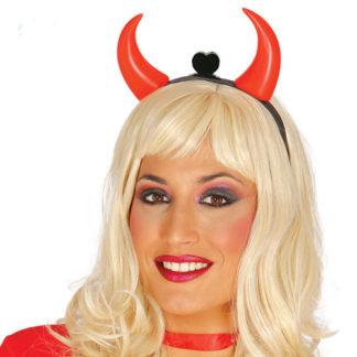 Cerchietto Diavolo con corna