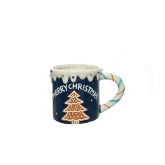 Mug Merry Christmas Blu