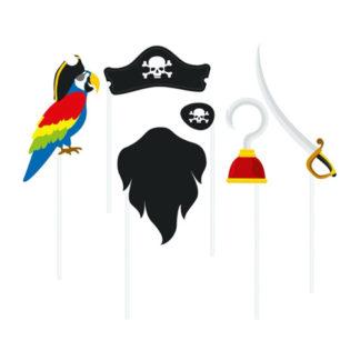 Bastoncini Pirati Set 6 Pezzi