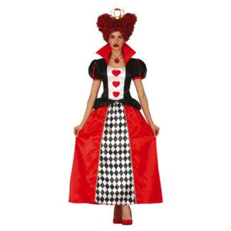 Costume Regina di Cuori tg. 46/48