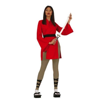 Costume Guerriera stile Mulan tg. 42/44