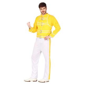 Costume stile Freddie Mercury tg. 52/54