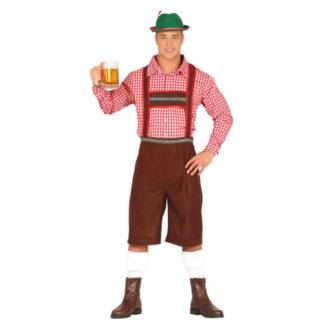 Costume Bavarese Uomo Tg. 52/54